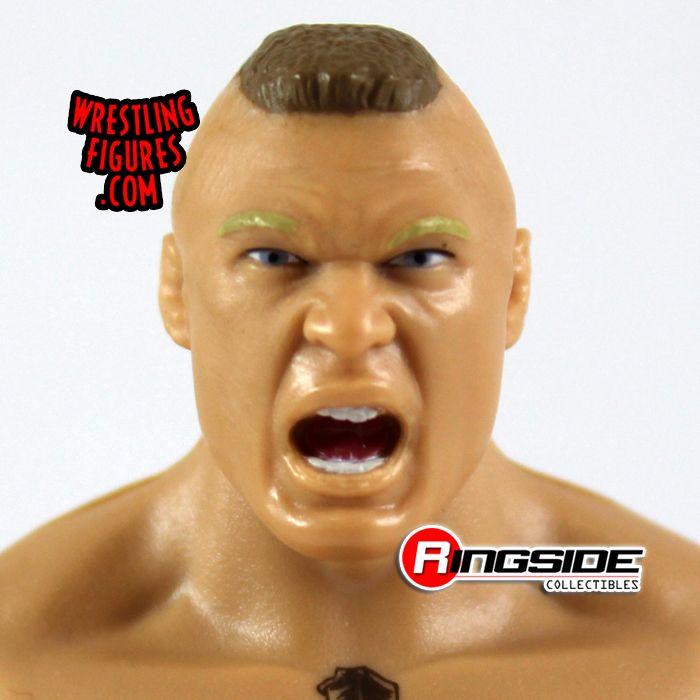 Mattel WWE WrestleMania XXX Series Brock Lesnar!
