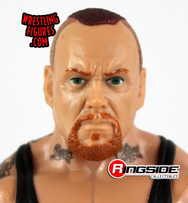 Mattel WWE WrestleMania XXX Series Undertaker!