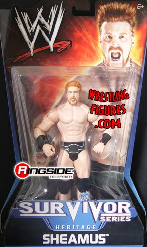 Mattel WWE Pay Per View 11 Sheamus!