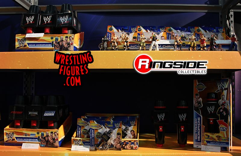 WWE Accessories By Wicked Cool Toys!