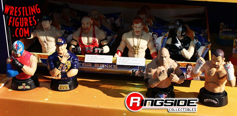 WWE Superstar Banks by Wicked Cool Toys!