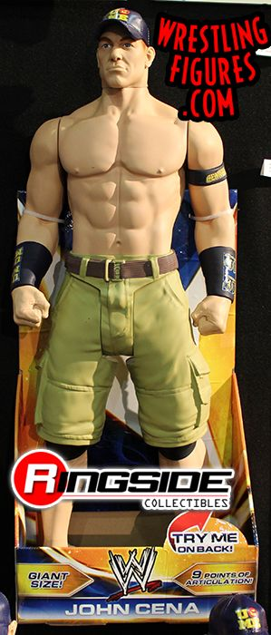 "31"" John Cena Action Figure by Wicked Cool Toys!"