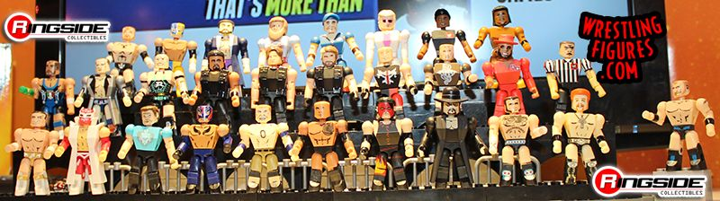 Bridge Direct WWE Stackdown Superstars!