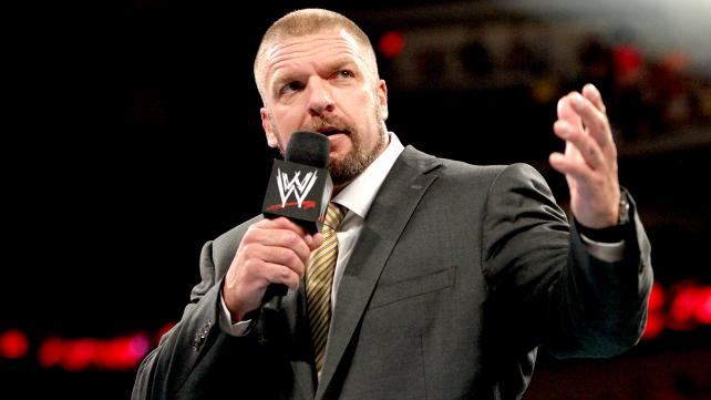 Mattel WWE Elite 28 Triple H...in a suit?