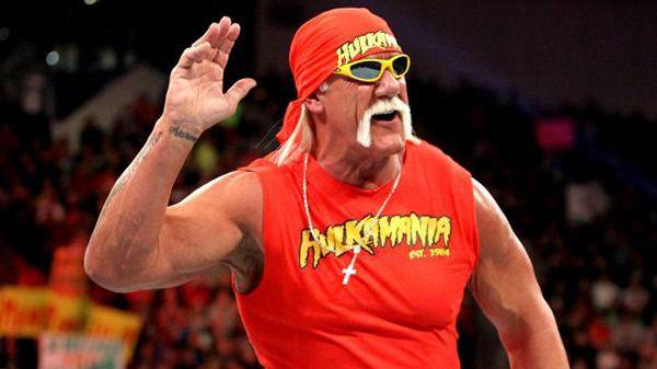 Mattel WWE Hulk Hogan wrestling figure!