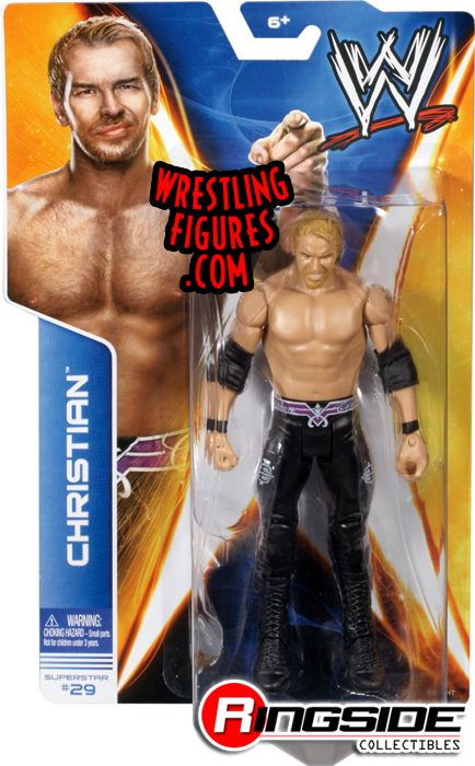 Mattel WWE Series 39 Christian!