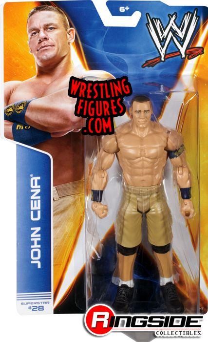 Mattel WWE Series 39 John Cena!