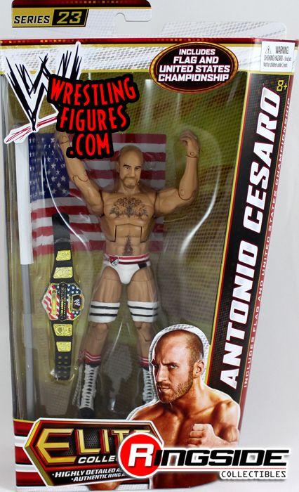 Mattel WWE Elite 23 Cesaro!