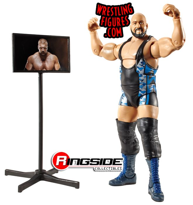 Mattel WWE Elite 28 Big Show Wrestling Figure!