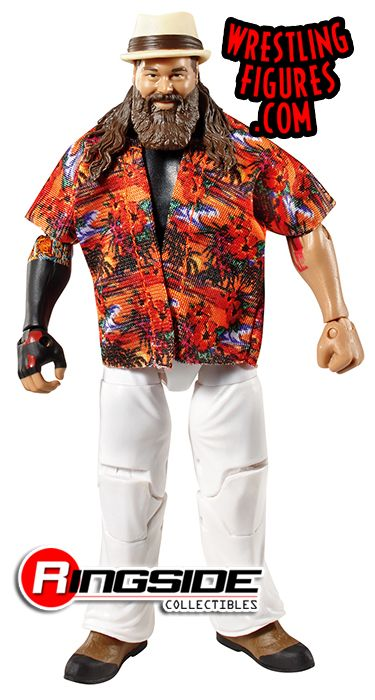 Mattel WWE Elite 28 Bray Wyatt Wrestling Figure!