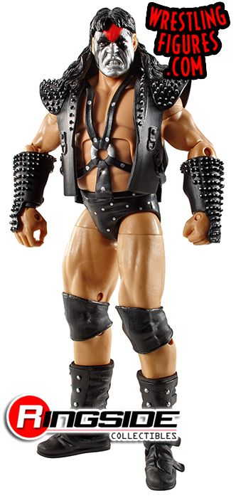 Mattel WWE Elite 28 Demolition Crush Wrestling Figure!