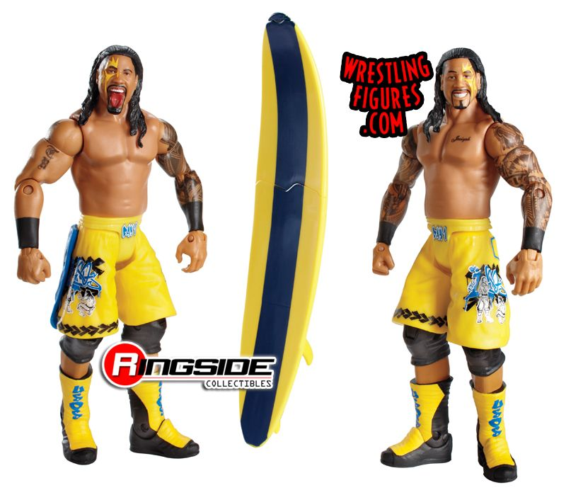 Mattel WWE Battle Packs 28 The Usos!
