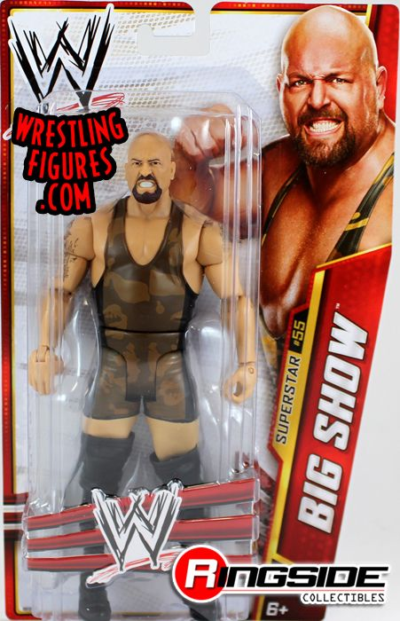Mattel WWE Series 33 Big Show!