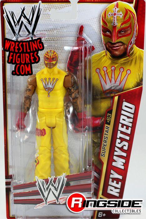 Mattel WWE Series 34 Rey Mysterio!