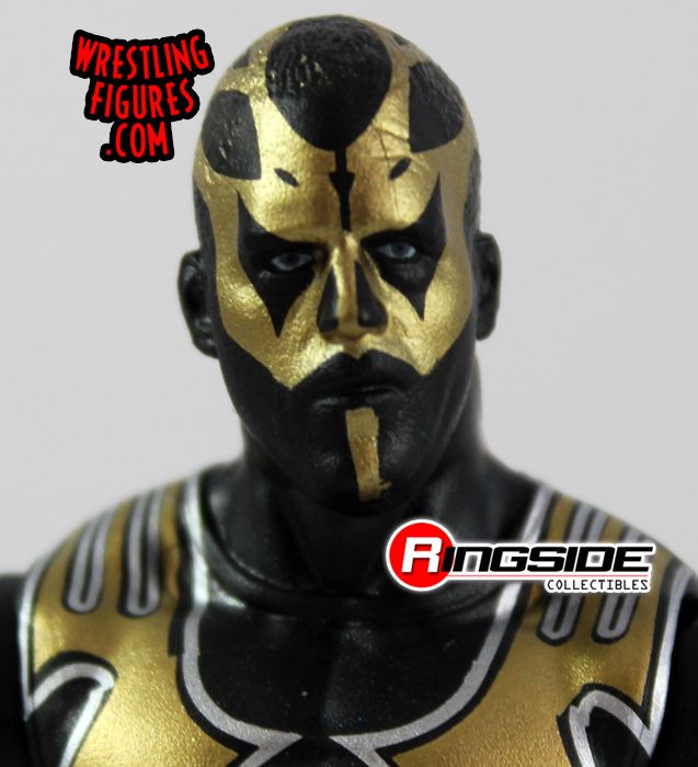 Mattel WWE Elite 29 Goldust!