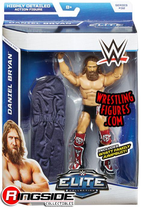 Mattel WWE Elite 32 Daniel Bryan!