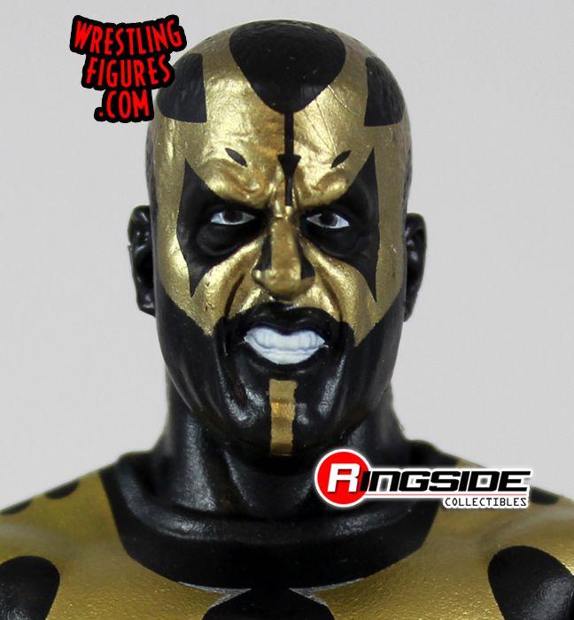 Mattel WWE Series 44 Goldust