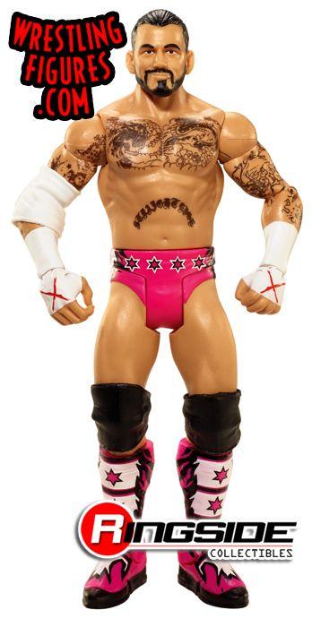 Mattel WWE SummerSlam 2014 Series CM Punk!