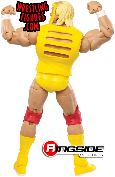Mattel WWE Defining Moments Hulk Hogan wrestling action figure!