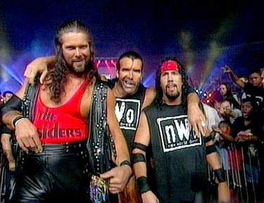 Mattel WWE nWo Action Figures!