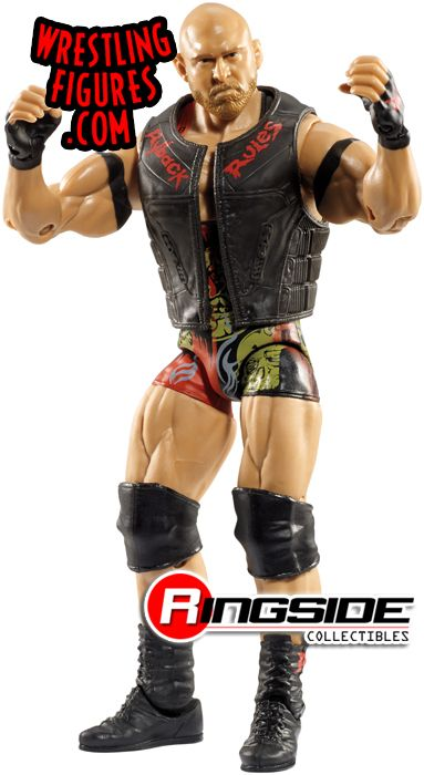 Mattel WWE Elite 30 Ryback!