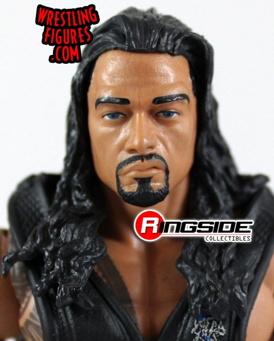 The Mattel WWE Elite 33 Roman Reigns!