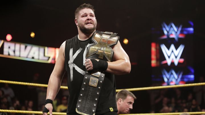 Mattel WWE NXT Kevin Owens figure!
