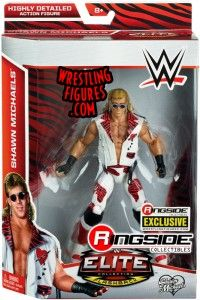 Shawn Michaels HBK Ringside Collectibles Exclusive