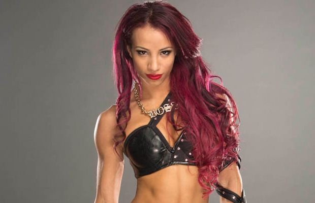 NXT & WWE Superstar Sasha Banks