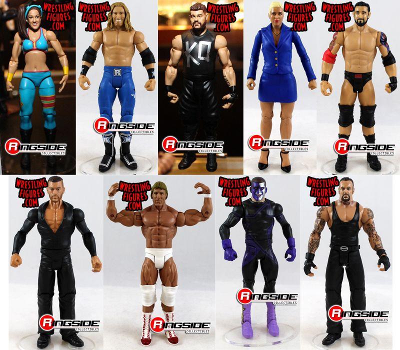 Mattel WWE Series 58!