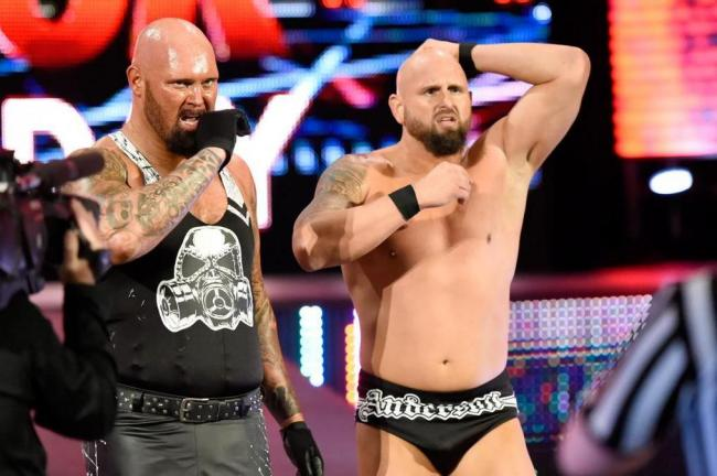 Gallows and Anderson debut gear