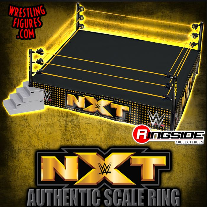NXT Authentic Scale Ring