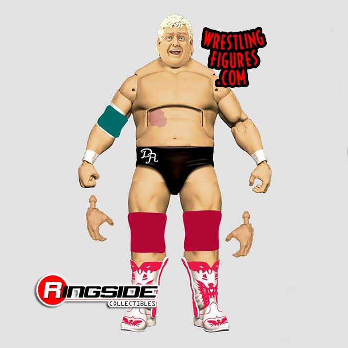WWE Mattel Elite 1 Custom Original NWO BLACK TANK TOP for Wrestling Figure WCW