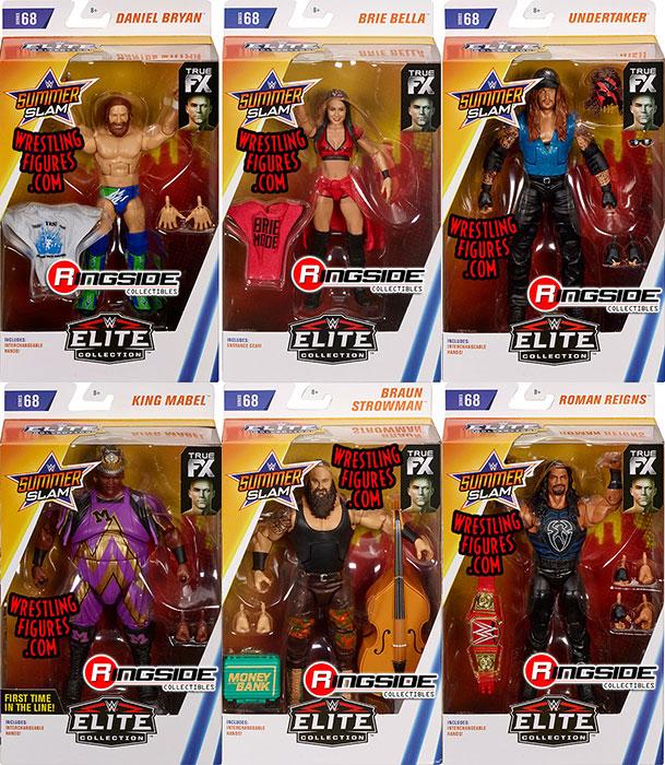 WWE Mattel Brie Bella Elite Series #68 Figure