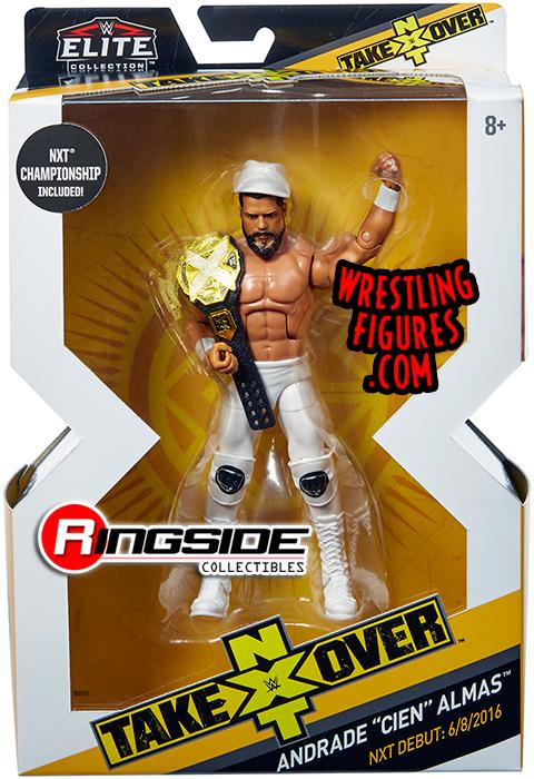 WWE Wrestling Mattel NXT Tag Team Championship Title Belts Lot of 2 for Figures