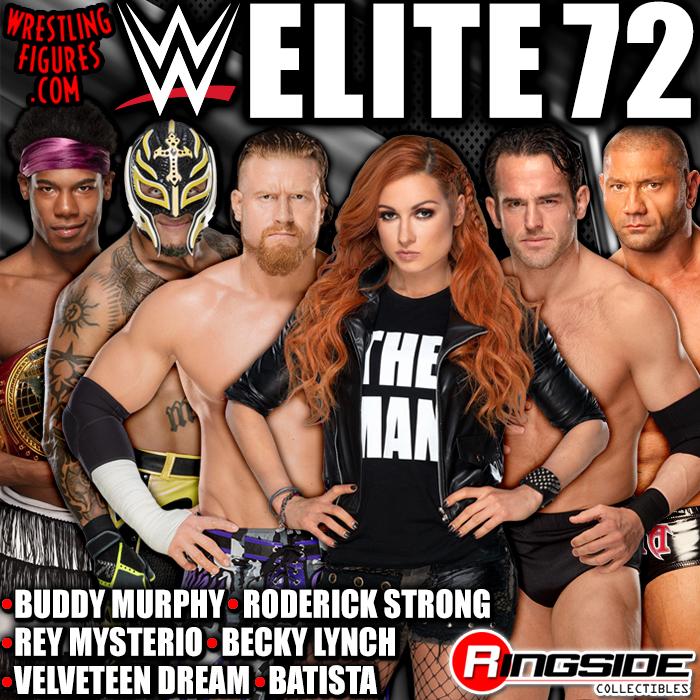 Ringside Collectibles WWE Figure Blog | WWE Toys, Mattel WWE