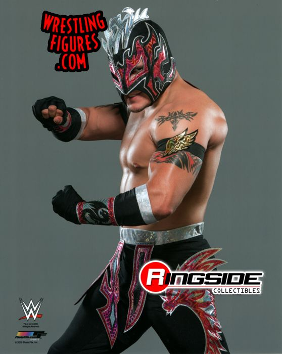 Kalisto Wwe Wrestling 8x10 Photo Ringside Collectibles