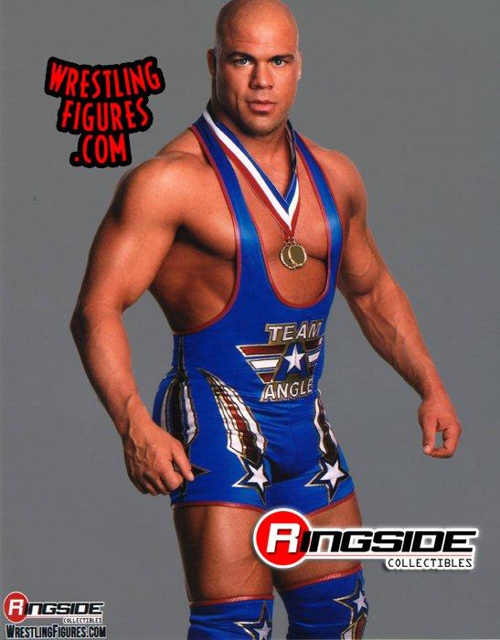 Kurt Angle Wwe Wrestling 8x10 Photo 0428 Ringside Collectibles