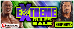 Extreme Rules Sale at RINGSIDE!