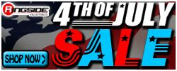 Ringside's 4th of July Sale!
