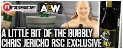 A Little Bit of the Bubbly Ringside Exclusive!