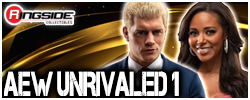 AEW Unrivaled Series 1!