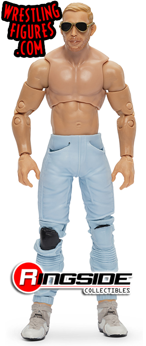 AEW Unrivaled Series #3 Orange Cassidy Wrestling Figure for sale online