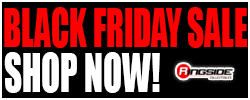 Black Friday Sale at RINGSIDE!