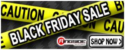 Ringside's Black Friday Sale!