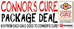Connor's Cure Package Deal!
