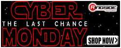 Ringside's Cyber Monday 4.0 Sale!