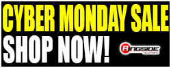 Cyber Monday Sale at RINGSIDE!