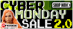 Cyber Monday 2.0 Sale at RINGSIDE!