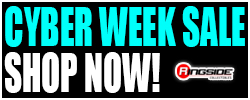 Cyber Week Sale at RINGSIDE!